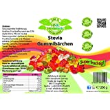 Stevia Gummibärchen, 1er Pack (1 x 250 g)