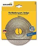 Schellenberg 31201 Rollladengurt 23 mm/12.0 m, beige