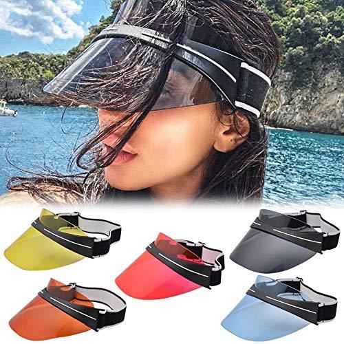 Sombrero con visera solar