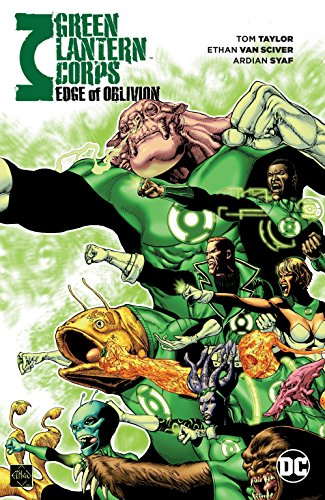 Edge of Oblivion Vol. 1 (Green Lantern-halloween)