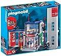 Parque de bomberos de Playmobil (4819)