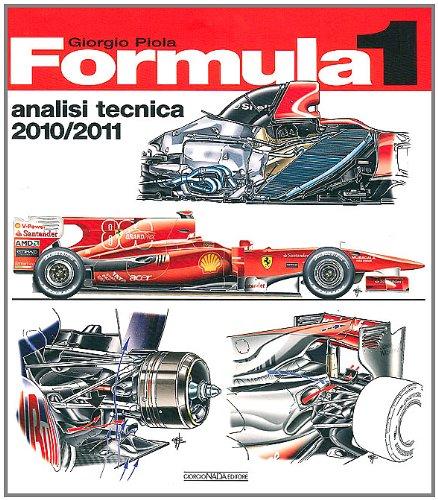 Formula 1 2010-2011. Analisi tecnica por Giorgio Piola