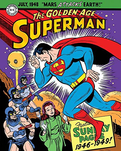 Superman: The Golden Age Sundays 1946–1949 (Superman Sundays)