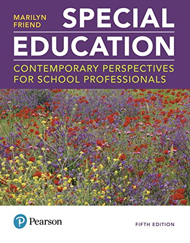 MyLab Education with Enhanced Pearson eText -- Access Card -- for Special Education: Contemporary Perspectives for School Professionals
