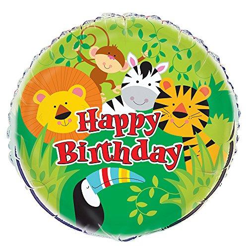 Supplies (Safari Luftballons Für Baby-dusche)