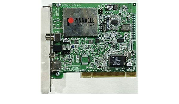 PINNACLE SYSTEMS CONEXANT FUSION 878A DRIVER DOWNLOAD