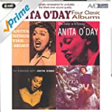 Four Classic Albums (Anita Sings The Most / The Lady Is A Tramp / An Evening With Anita O'Day / Anita) (Digitally Remastered)