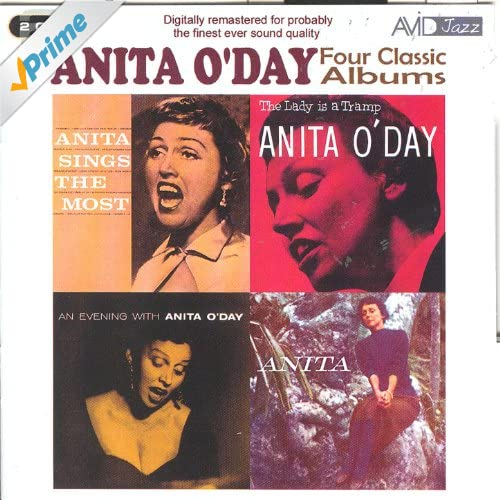 Anita Sings The Most: I've Got The World On A String