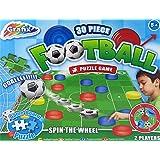 Grafix Football 30 Piece Puzzle Game Jigsaw Toy