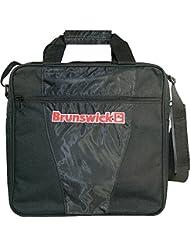 Brunswick Gear Bolsa 1 Bola, Unisex Adulto, Lila, Talla Única