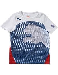 PUMA evospeed cat graphic t-shirt pour enfant