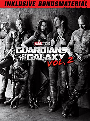 Guardians of the Galaxy Vol. 2 (inkl. Bonusmaterial) [dt./OV]