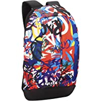 Killer Galaxy Small Outdoor Mini Backpack 12L Daypack