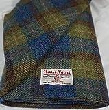 Echter Harris Tweed, 100% reine Wolle, mit Etiketten 75