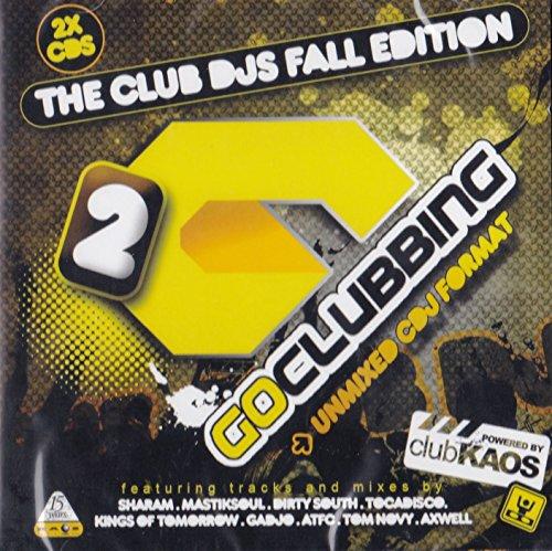 Go Clubbing 2 - The Club Djs Fall Edition [2CD] 2008 [Unmixed Cdj Format]