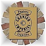 Sätze Vergessene Weihrauch Papiere zum Abbrennen des GRENIER IMPERIAL Papier Parfum d'Arménie Encens Incense (Optionen auswählen von 10 bis 100 Weihrauch Papiere) FRANCE (Lieferung gegen Unterschrift)