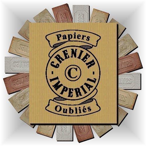 277286728dc7c Assortimenti di Carte di Incenso Dimenticato da Bruciare del GRENIER  IMPERIAL Papier Parfum d Arménie