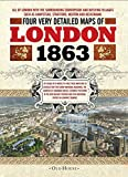 Street Maps of Victorian London, 1863 (Old House Projects)
