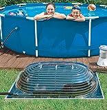 POOLEX Solardome für Schwimmbäder von 10 bis 20 m3
