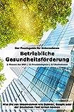 Betriebliche Gesundheitsförderung (BGF)   Der Praxisguide für Unternehmen: Was Sie von Unternehmen wie Daimler, Google…