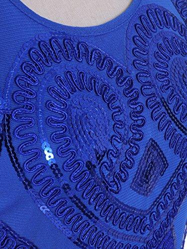 Anna-Kaci - Robe - Femme Bleu