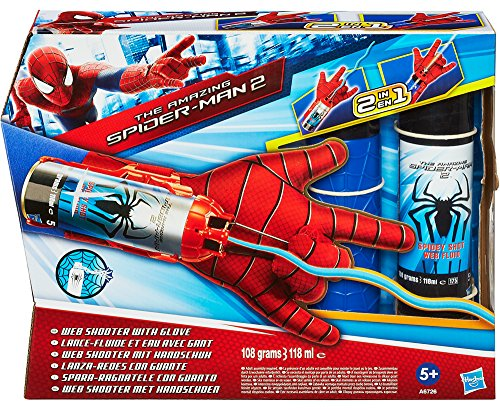 Hasbro A6726E27 - Spider-Man Mega Blast Web Shooter mit - Spider-man-shooter
