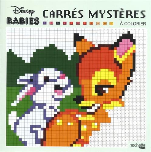 Carré Mystère Disney Babies par Christophe-Alexis Perez