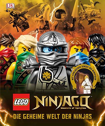 - Rot Ninjago