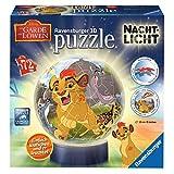 Ravensburger 11815 - Nachtlicht Die Garde der Löwen 3D-Puzzle