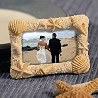 Beach Themed Wedding Place Card Frames - Sand, Stars and Shells, 24 by Fashioncraft preisvergleich bei billige-tabletten.eu