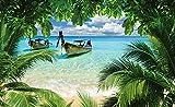 Olimpia Design Fototapete Photomural Karibik, 1 Stück, 225P4