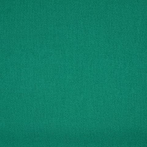 Quilting Patchwork Craft Plain Solid Light Sea Green Colours Fabric by Fabric Freedom Top Quality 100% Cotton for Upholstery, Sheeting, Sewing, Dressmaking, Quilting & Patchwork Projects-Lovely Quilt for Bedding Curtains Furnishing Clothing Width 45