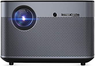 XGIMI H2 Heimkino LED Beamer Unterstützung 4K HD mit Harman Kardon Stereo, WiFi, Bluetooth, Android System, Immersive Bildschirmlose TV