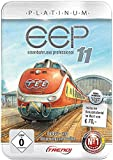 EEP Train Simulator: Eisenbahn.exe 11 Platinum in dekorativer Metall-Reliefbox (Eisenbahnsimulator)