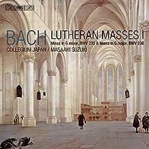 Bach: Misas Luteranas I / Hana Blažíková, Joanne Lunn