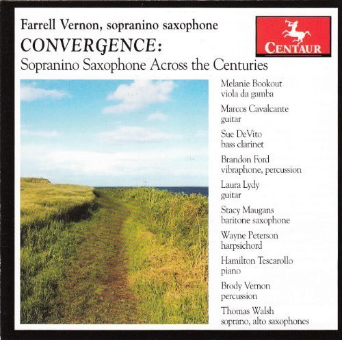 Sopranino Saxophone Across the Centuries by Locatelli, Handel, Bach