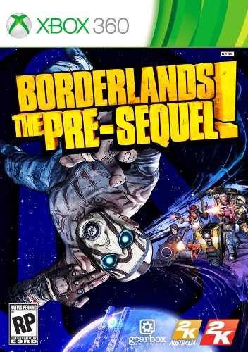 Borderlands: The Pre-Sequel - Xbox 360 by 2K Games