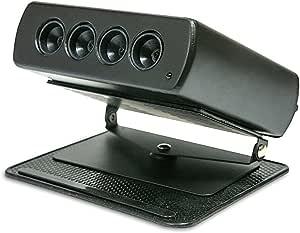 TEQOYA 200 Purificatore d'aria silenzioso e discreto | Ionizzatore per ambienti di 30m2 | Bassissimo Consumo Energetico | Senza cambio filtri | Ideale per la camera da letto