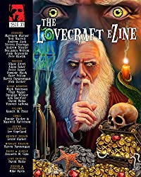 Lovecraft eZine - December 2014 - Issue 33 (English Edition)