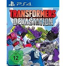 Transformers Devastation  [import allemand]