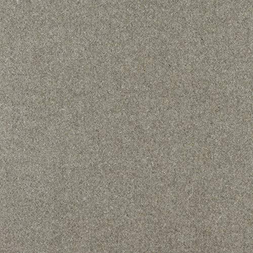 englisch dekor Tela para Muebles de decoración Inglesa, ignífuga, Tejido de tapicería marrón de Lana Highland, Tejido Acolchado para Coser, Lana Virgen, Aislamiento acústico