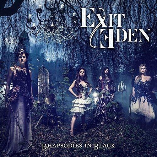 Exit Eden: Rhapsodies in Black (Audio CD)