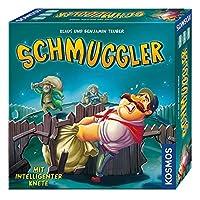 KOSMOS-Spiele-692544-Schmuggler-Brettspiel KOSMOS Spiele 692544 – Schmuggler, Brettspiel -