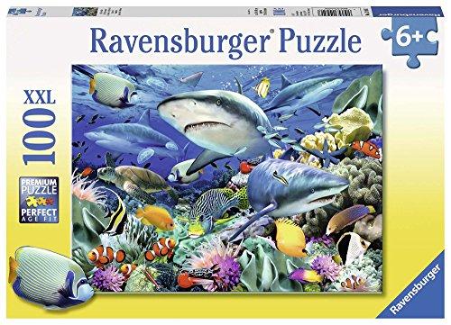 Riff der Haie, 100 Teile Puzzle ()