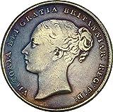 Rare 1853 United Kingdom Queen Victoria ...