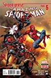 AMAZING SPIDER-MAN #19 Variant N.0 - SPIDER-MAN N.633 - Cover RAGNOVERSO SKOTTIE YOUNG