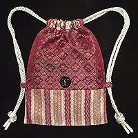 Frida Bag 185 - Turnbeutel, Rucksack, Dirndl, Tracht, Handtasche für Dirndl und Lederhose, Gymbag aus München