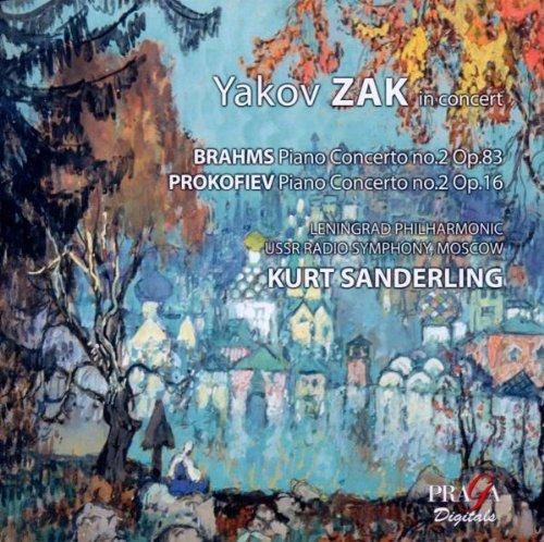 Brahms : Concerto pour piano n° 2 - Prokofiev : Concerto pour piano n° 2