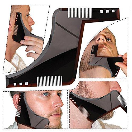 Zoom IMG-2 kindax pettine modello barba all