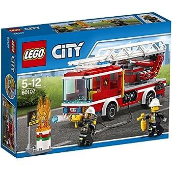 LEGO 60107 - City Pompieri Autopompa Dei Vigili Del Fuoco